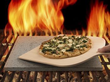 Pizzakivi Etnan Laavakiveä