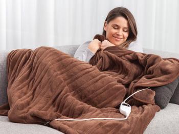 Cozy-sähköhuopa Deluxe