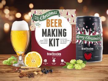 Brewbarrel Valmista oma jouluoluesi