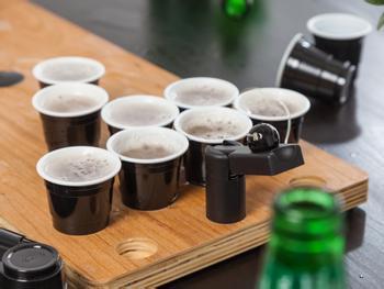 Spralla Mini Beer Pong Mukit 20-pack