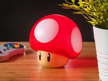 Super Mario -lamppu