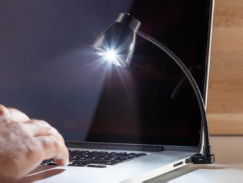 Spralla USB Kirjoituspöydän Lamppu