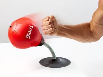 Spralla Nyrkkeilypallo Kirjoituspöydälle