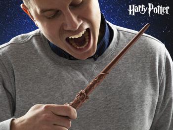 Harry Potter Taikasauva Suklaata