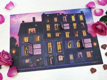 Rakkauskalenteri Pariskunnalle
