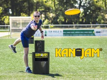 KanJam Frisbee Peli