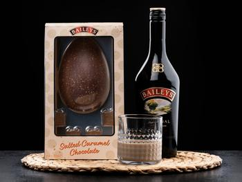 Baileys Salted Caramel Suklaamuna