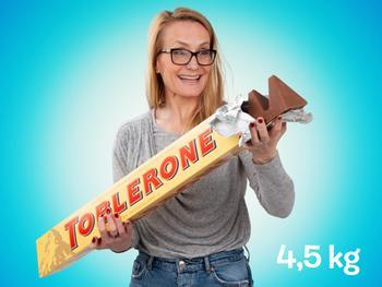 Mega Suklaa Toblerone
