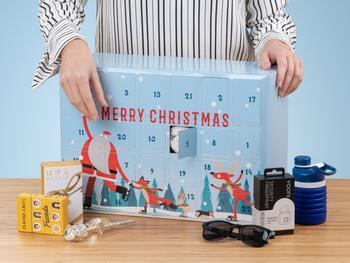 Tee Oma Joulukalenteri