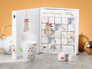 English Tea Shop Joulukalenteri