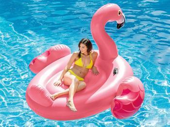 Intex Flamingo Mega -uimapatja
