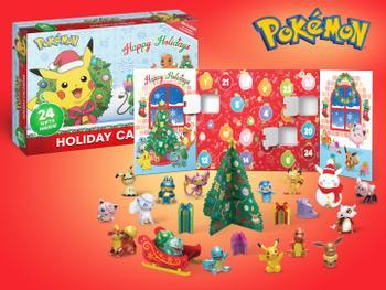 Pokémon Joulukalenteri