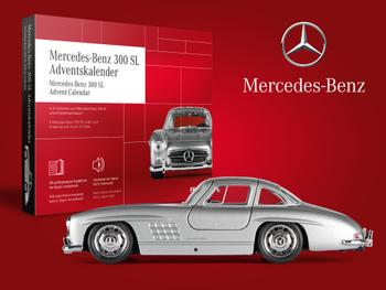 Mercedes-Benz 300 SL -joulukalenteri