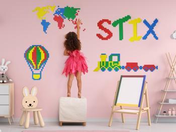 STIX Väggdekoration