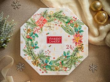 Yankee Candle Joulukalenteri