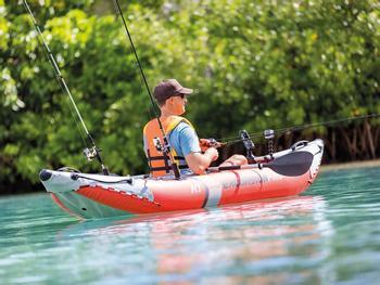 Intex Excursion Pro K1 Yksi-istuiminen Kajakki