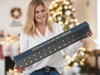 Simply Chocolate Joulukalenteri kahdelle