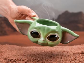 Star Wars Baby Yoda Muki