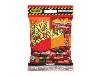 Bean Boozled Flaming Five -täyttöpakkauksesta