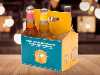 Oluenystävän olutlaatikko