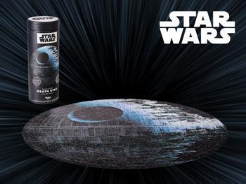 Star Wars Death Star kaksipuoleinen palapeli