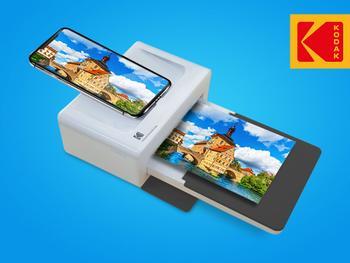 Kodak Printer Dock Valokuvatulostin Bluetooth