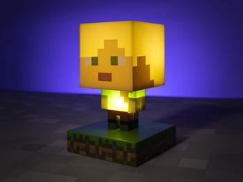Minecraft Alex -lamppu