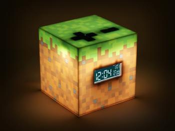 Minecraft Digitaalinen Herätyskello