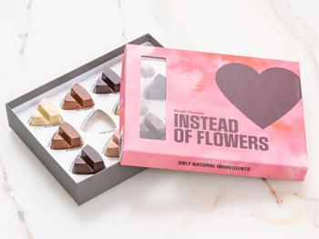 Simply Chocolate Suklaarasia - Instead of Flowers