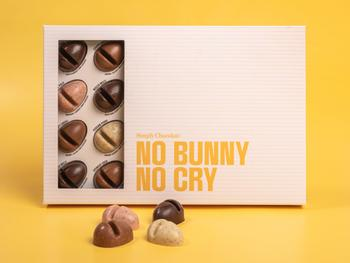 Simply Chocolate Suklaarasia - No Bunny No Cry