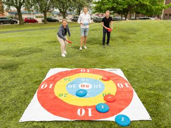 Spralla Frisbee-dart