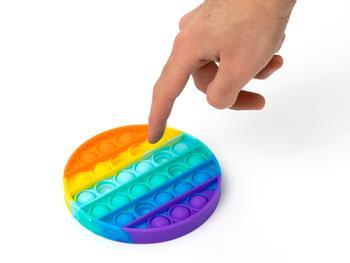 Pop It! Push Pop Fidget-lelu