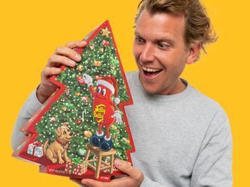 Jelly Belly Jelly Beans Joulukalenteri