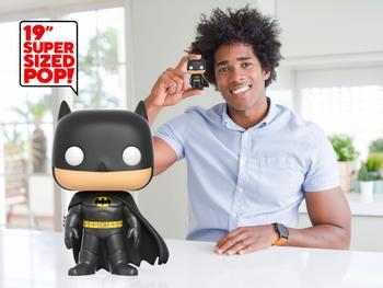 Funko Pop! Superkokoinen Batman