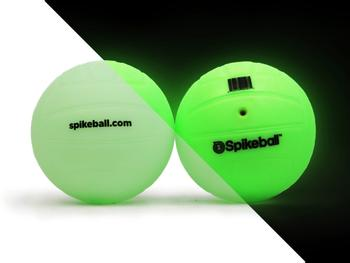 Spikeball Glow in the Dark Balls (2 kpl pakkaus)