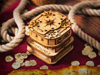 iDventure Cluebox Davy Jones -Lokero