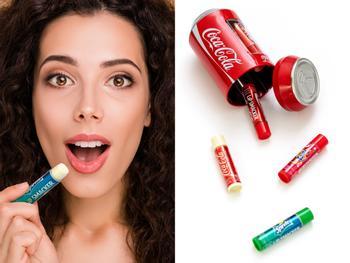 Lip Smacker Coca Cola Huulirasva 6 kpl pakkaus