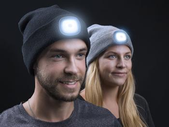 Spralla Luen LED Beanie