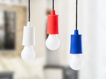 Spralla LED-lamppu Narussa