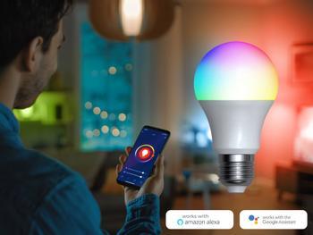 Denver Smart RGB LED-lamppu Wi-Fi