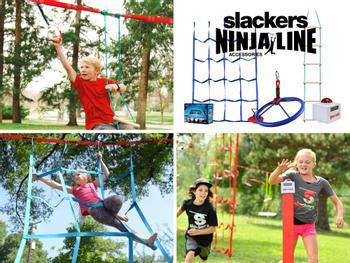 Tarvikkeet Tuotteelle Slackers Ninja Line