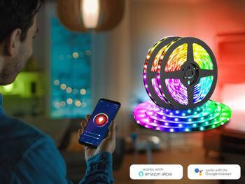 Denver Wi-Fi LED-valoketju