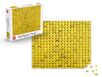 Lego Minifigure Faces Palapeli 1000 palaa