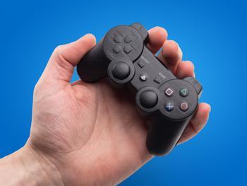 PlayStation Stressipallo
