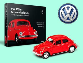 Volkswagen Beetle Joulukalenteri