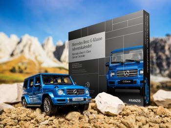 Mercedes-Benz G-sarja Joulukalenteri