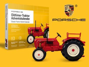 Porsche Traktori Joulukalenteri