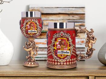 Harry Potter Kolpakko ja Viinilasi - Rohkelikko